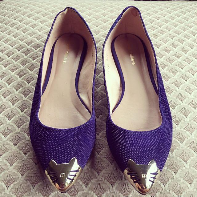 Millie's Flat Shoes