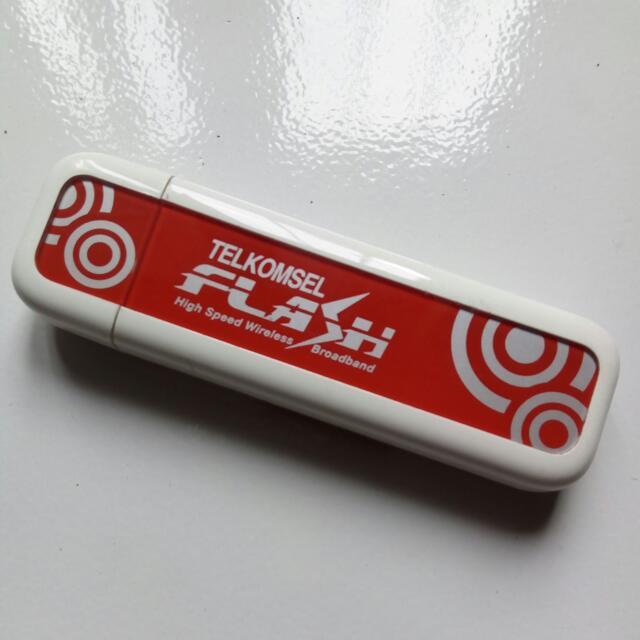 Modem FLASH Telkomsel