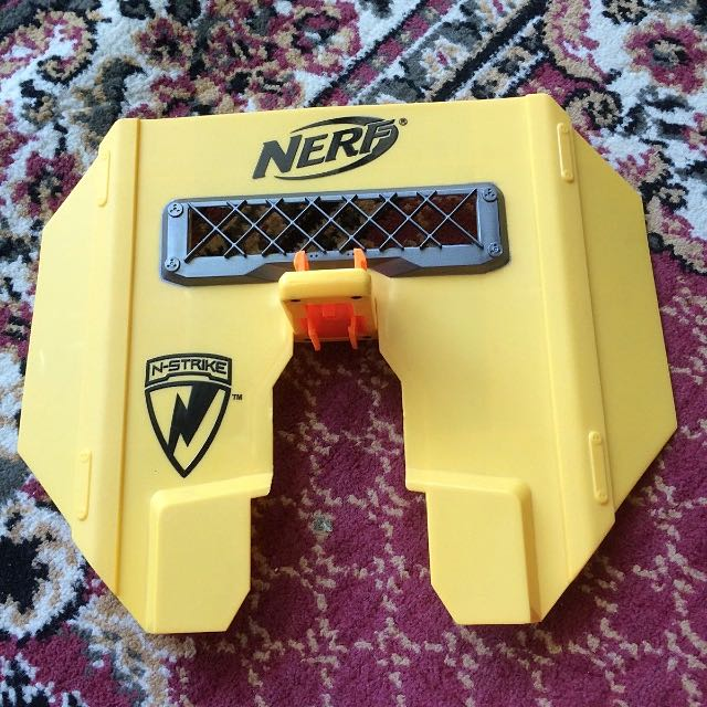 Image is loading Nerf-N-Strike-Shield-Fits-On-Almost-Any-