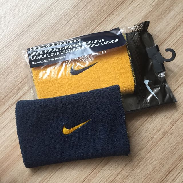 New! Original Nike Wristbands