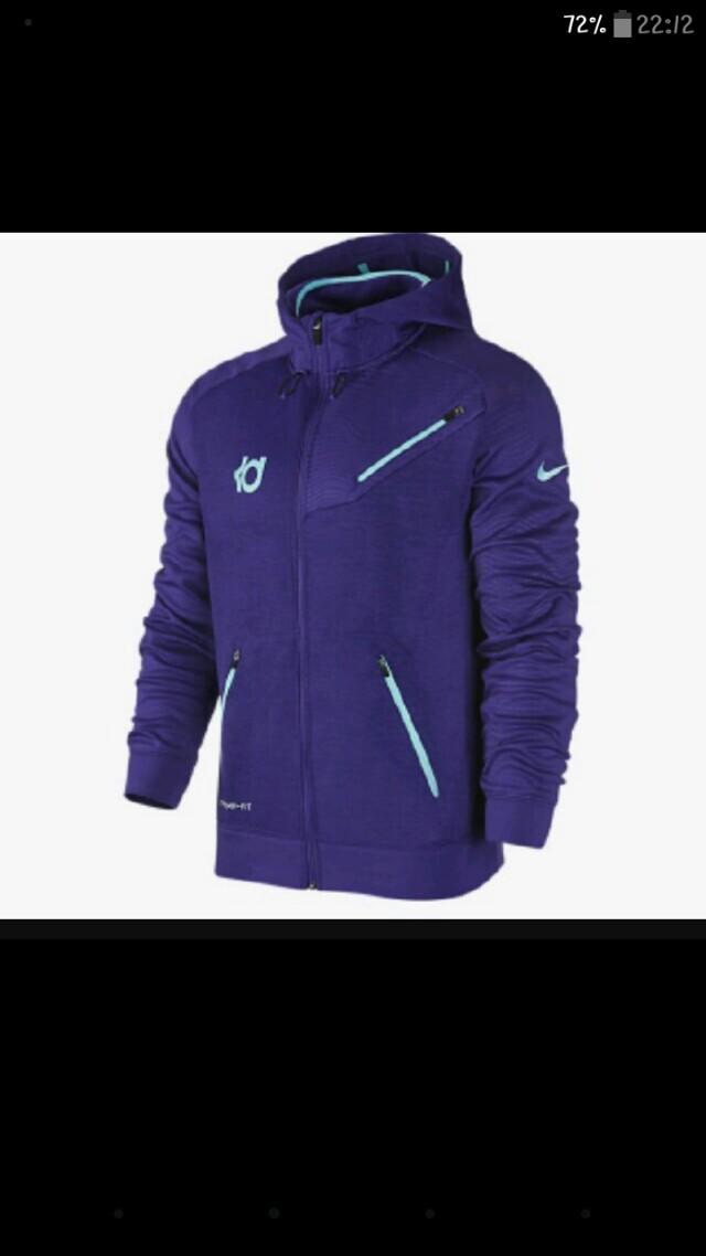 降價!!!Nike KD 運動外套