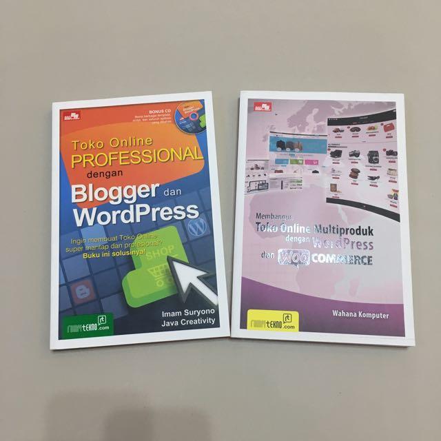 Online shop tutorial dari Blog 2pcs