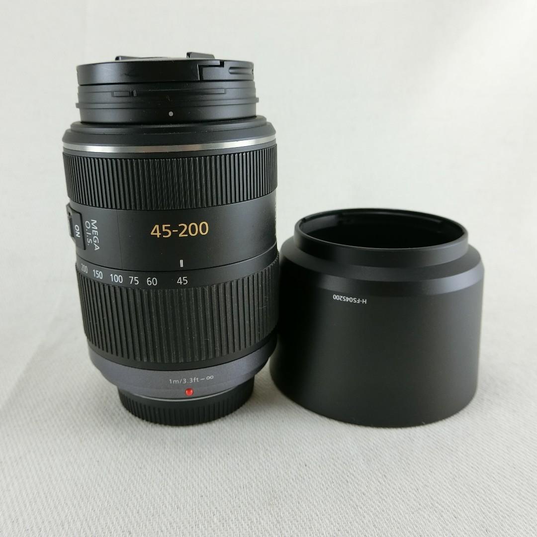 Panasonic LUMIX G VARIO 45-200mm F4.0-5.6 微單專用鏡頭