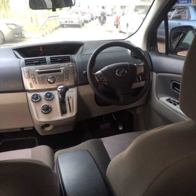 Perodua alza 1.5(auto)