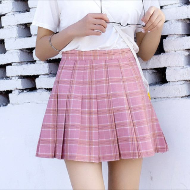 e566324704 ... pink tennis skirt tumblr - Google Search; photo photo photo photo ...