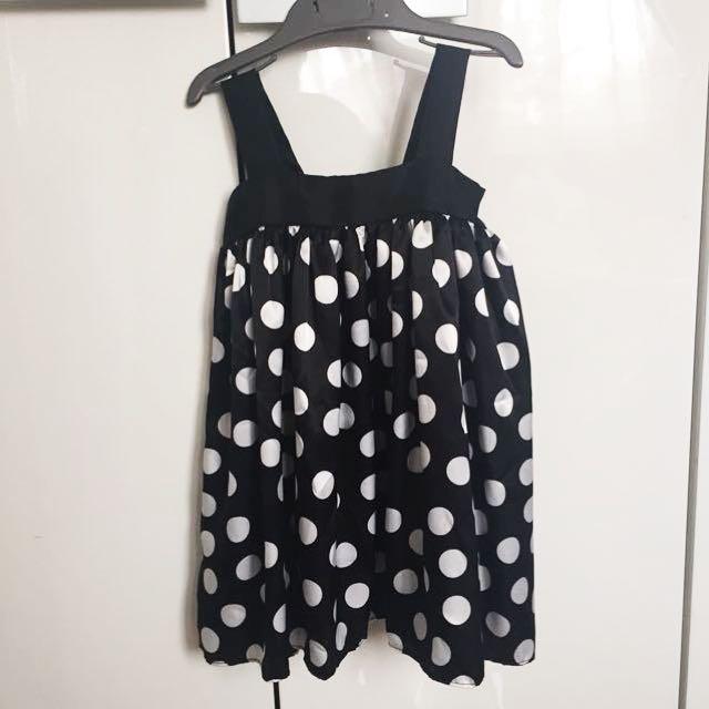 Polkadot Dress 18-24M