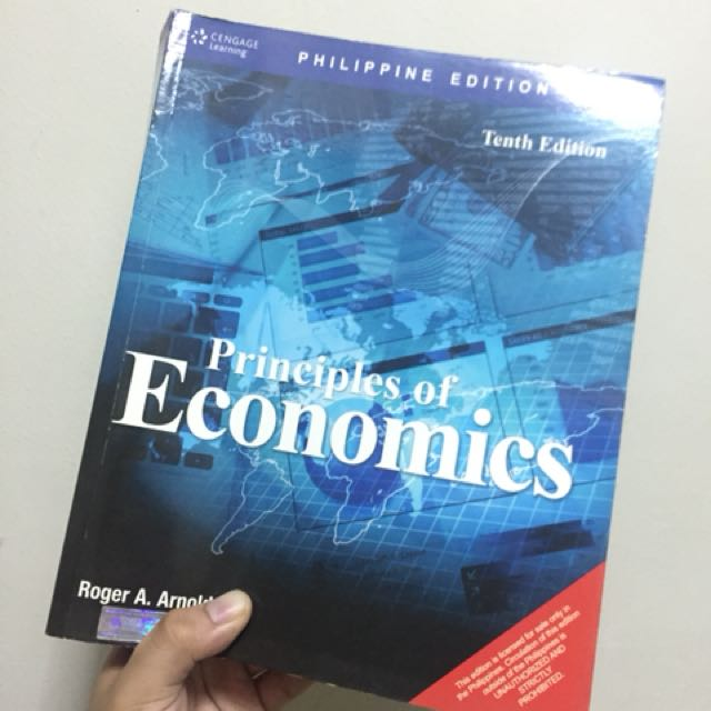 By roger a. Arnold economics (9th edition): amazon. Com: books.