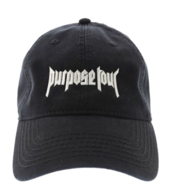 purpose tour 小賈斯汀老帽 可調型 team bieber