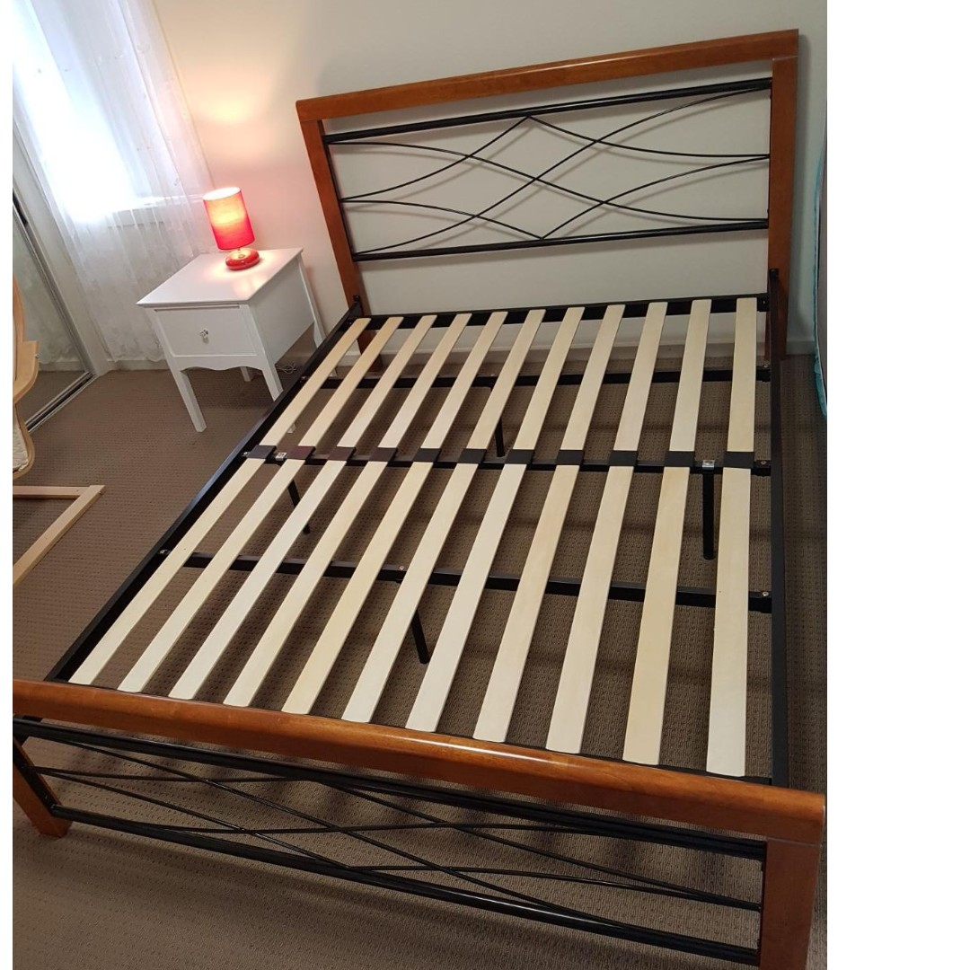 Rarely used Queen Size Bed Frame