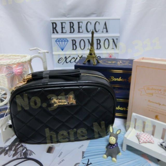 日本Rebecca bonbon狗頭包