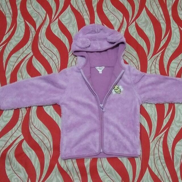 Red Tag Baby Hooded Jacket