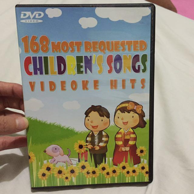 Repriced❗️168 Children Songs