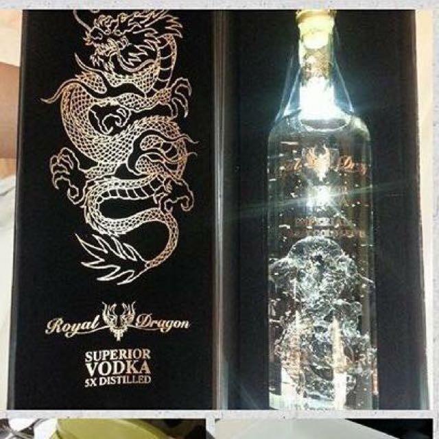 Royal Dragon Superior Vodka Imperial 750ml