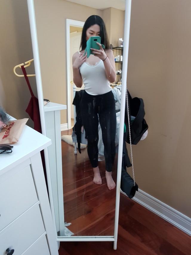 S fashion nova leggings