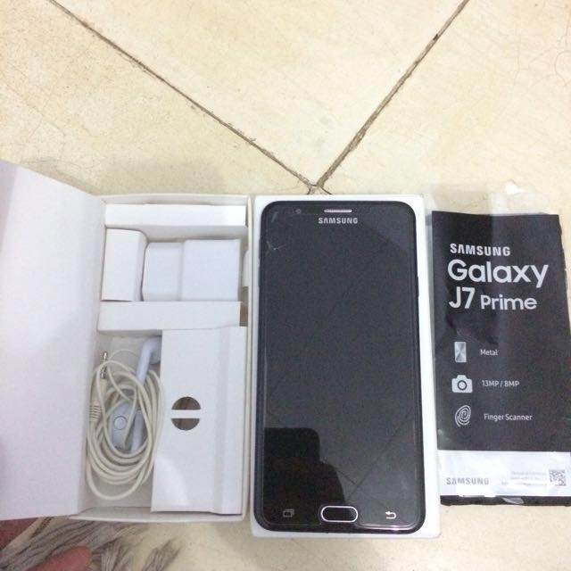 Samsung Galaxy J7 Prime Like New Mobile Phones Tablets Android On Carousell
