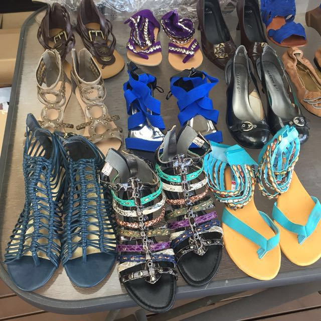 SANDALS SUMMER SELL OUT! $All $10!!!