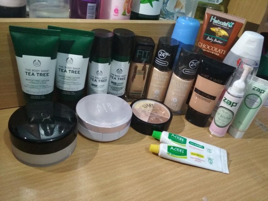 Skincare n makeup