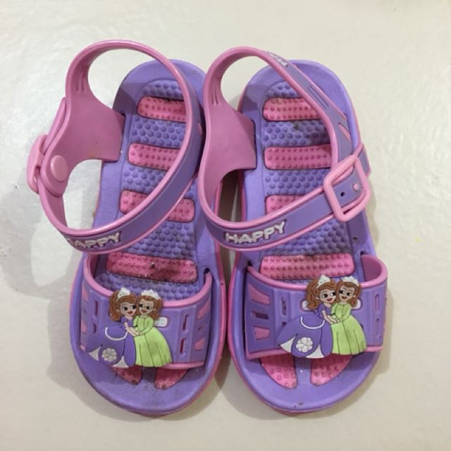 Sofia the First Slippers