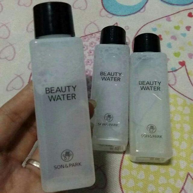 Son & Park Beauty Water 60 ml
