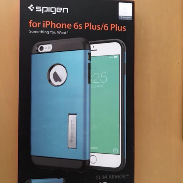 Spigen Handphone Case For Iphone 6s And Iphonr 6plus Mobile Phones