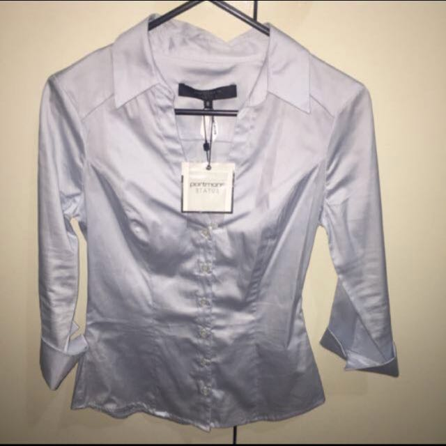 Taylor Core Portmans Status Button Up Shirt