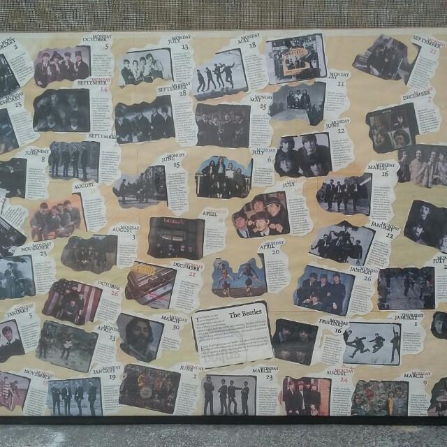 The Beatles Wall Decor
