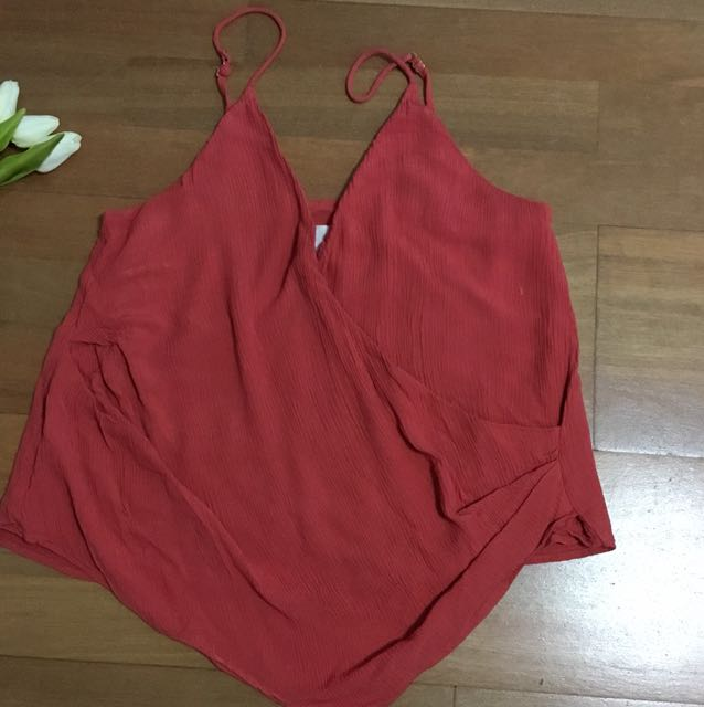 TJD Golden Island Cami Top