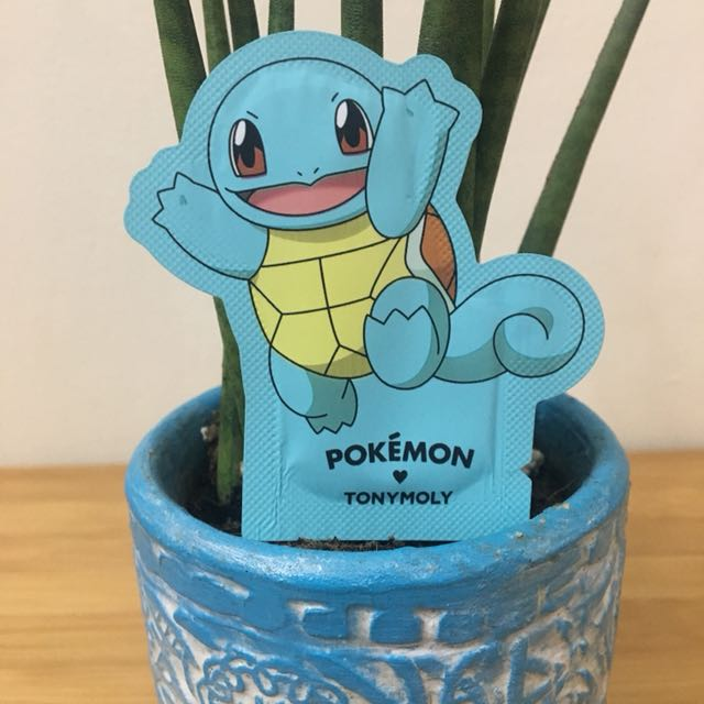 TonyMoly Squirtle Pore Foam Cleanser