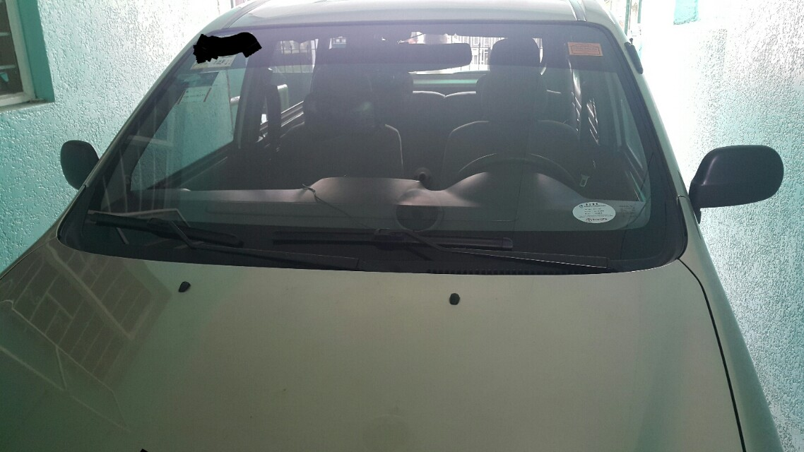 Toyota Avanza 2009 model MT