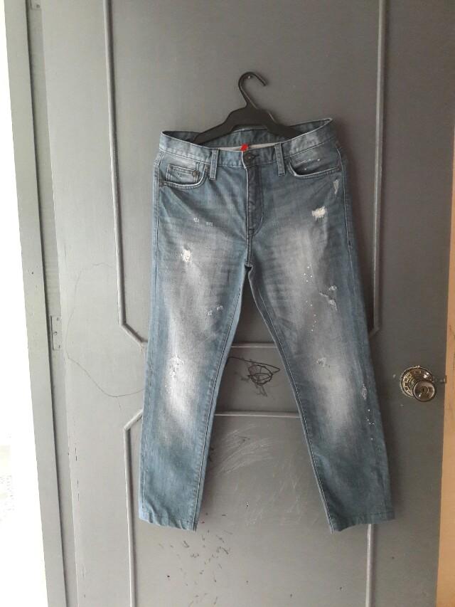 Uniqlo Maong Pants