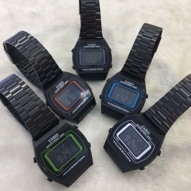 Unisex Casio Watch