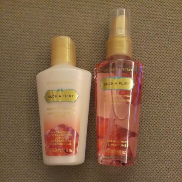 Victoria's Secret 身體乳液 體香液