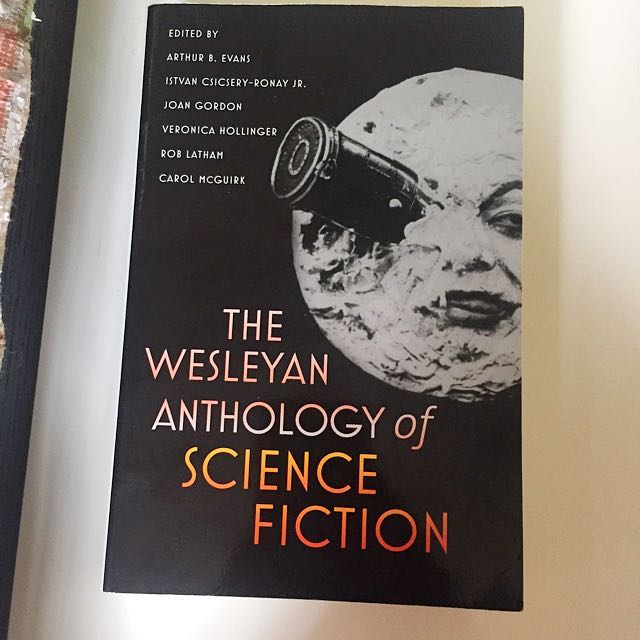Wesleyan anthology of science fiction by arthur b evans books photo photo photo photo fandeluxe Image collections