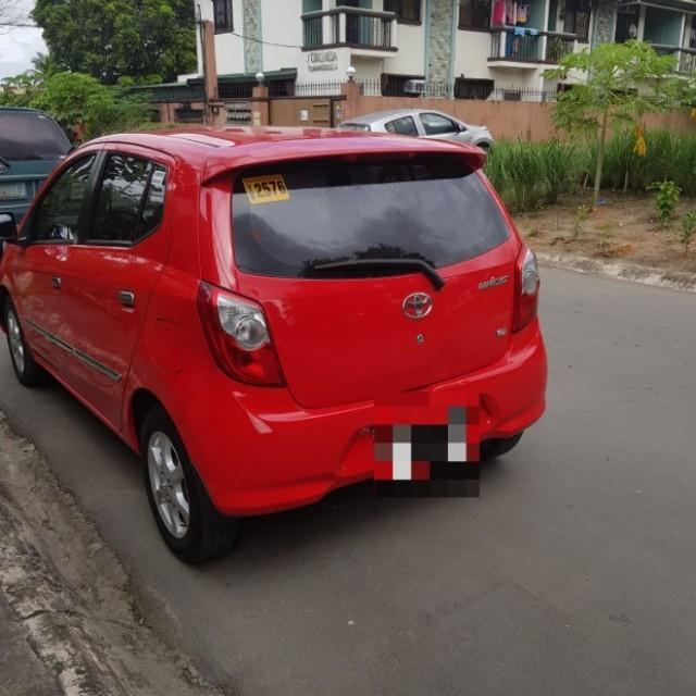 Wigo Car Rental