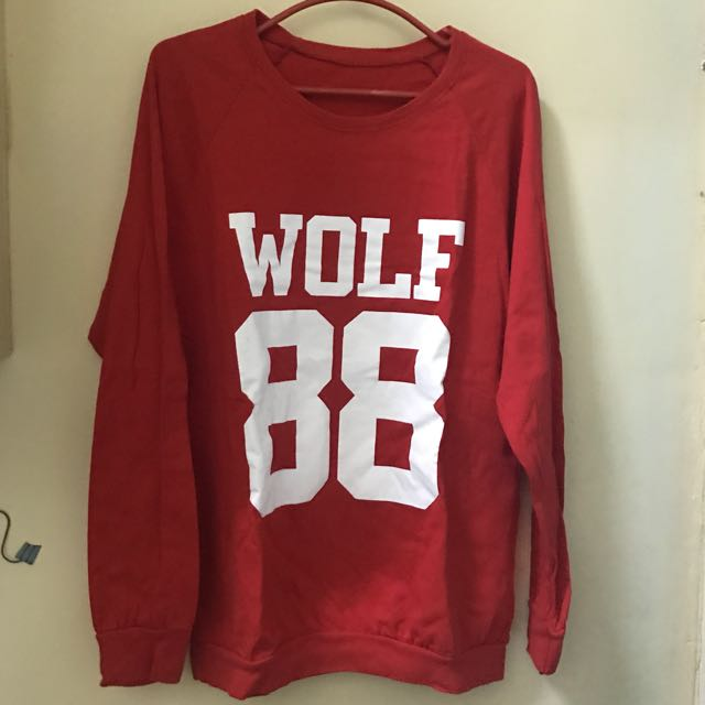 Wolf 88 Long Sleeves