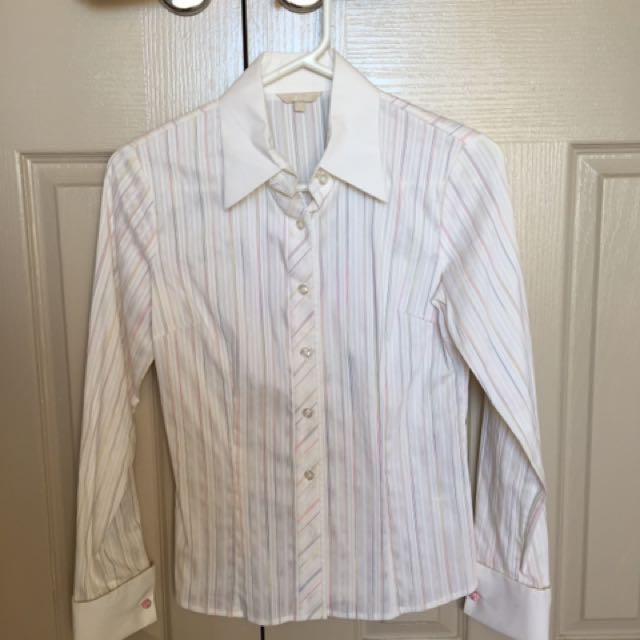Women's Cufflink Shirt
