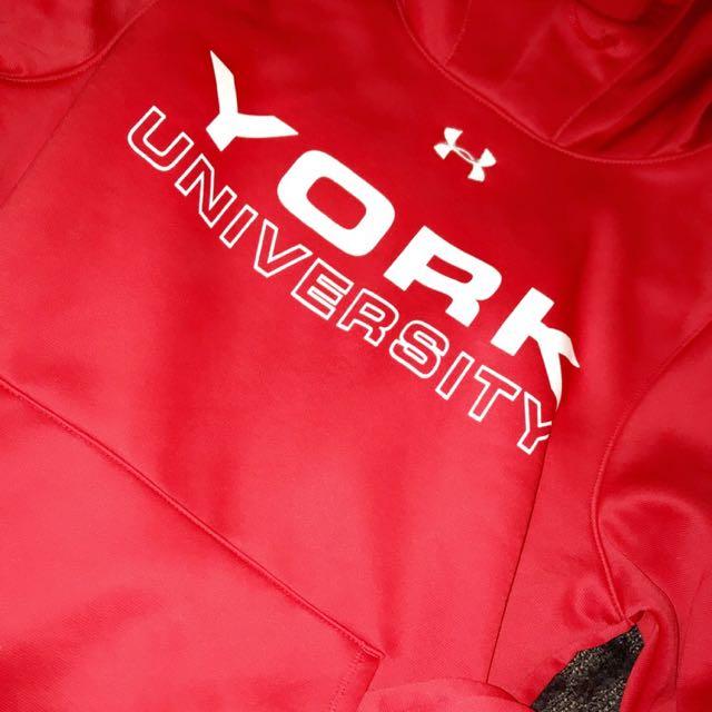 York University Under Armour Hoodie