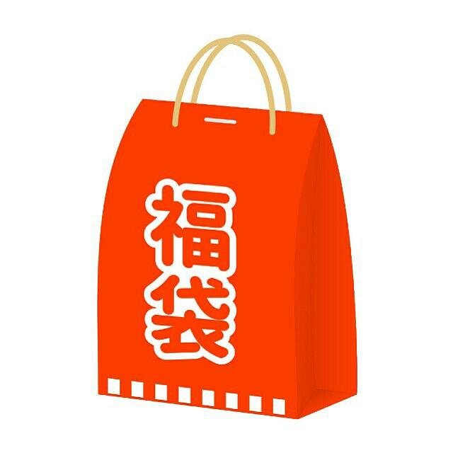 Yuri on Ice (unofficial) merchandises Fukubukuro Lucky Bags #CNY88