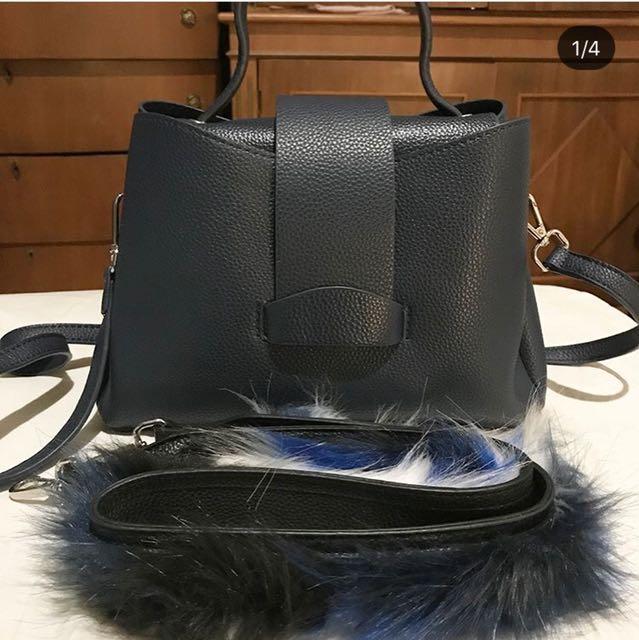 Zara Bag Navy