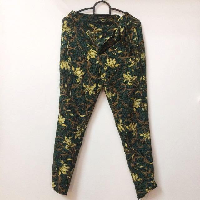 Zara Tropical Pants