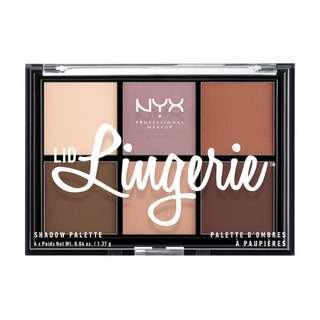 NYX Shadow Palette Lid Lingerie