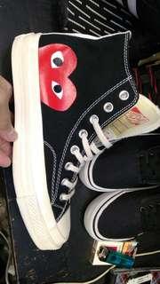 Converse original sepatu baru . Ori preloved second new