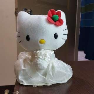 kitty婚紗造型