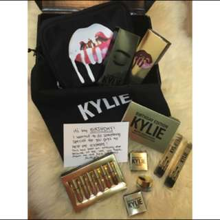 Kylie Birthday Edition Set
