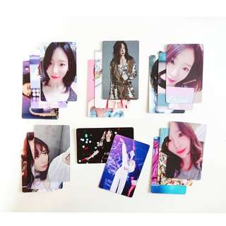 【Taeyeon High Quality Fanmade Photocards】