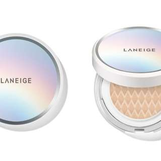(NEW! Authentic!) Laneige BB Cushion empty cases (2 in stock)