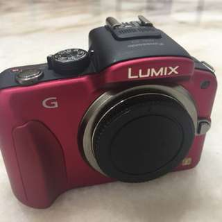 Panasonic Lumix G3 body