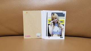 Momo message card