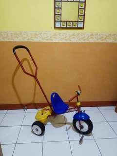 Tricycle Radio Flyer
