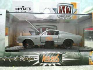 M2 Machines1968 Ford Mustang Fastback